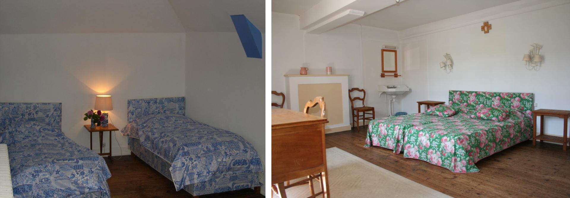 Banniere nouvelles chambres manoir