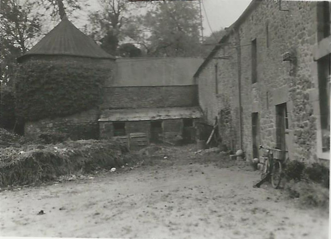 Ferme de la bardoulais en 1951 1