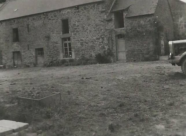Ferme de la bardoulais en 1951 2
