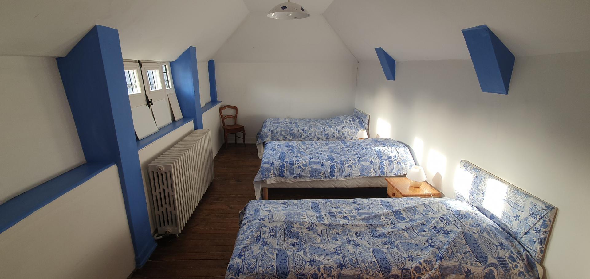 Chambre 3 lits gite du manoir redim