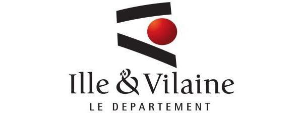 Logo departement d ille et vilaine
