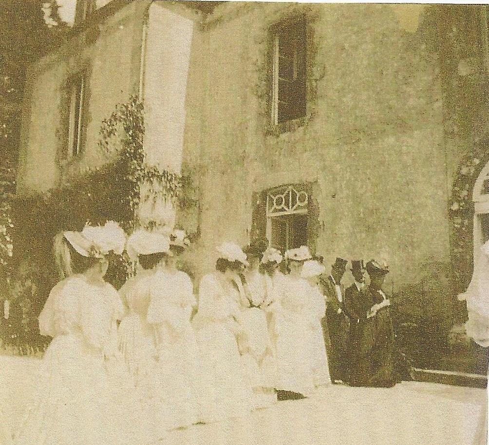 Mariage a la bardoulais 1907